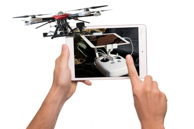 drony włocławek